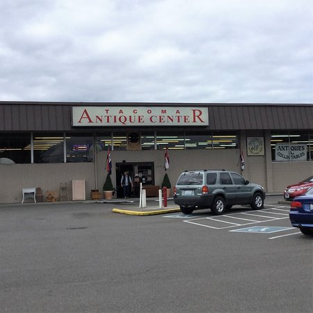 The Tacoma Antiques Center at Fife Square