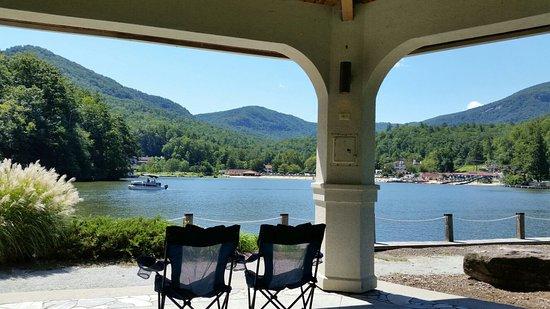 Lake Lure, North Carolina: 20160903_123232_large.jpg