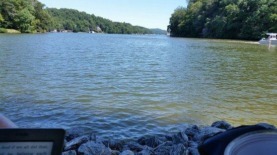 Lake Lure, NC: 20160903_141544_large.jpg