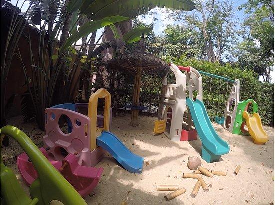 Anantara Bophut Koh Samui Resort: Children's play area