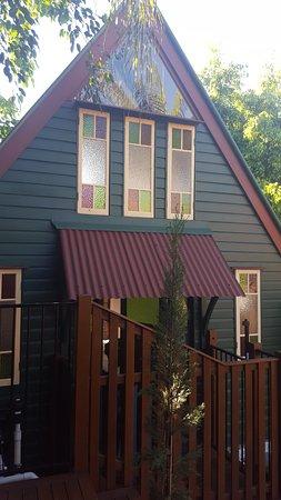 Franklin Villa: Garden Cottage