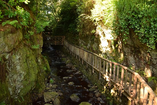 Rothes, UK: Gardens