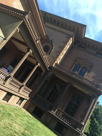 Victoria Mansion: A stunning home with so much historic value.