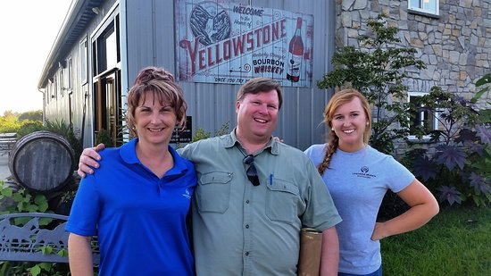 Lebanon, KY: The Lovely Ladies of Limestone Branch Distillery