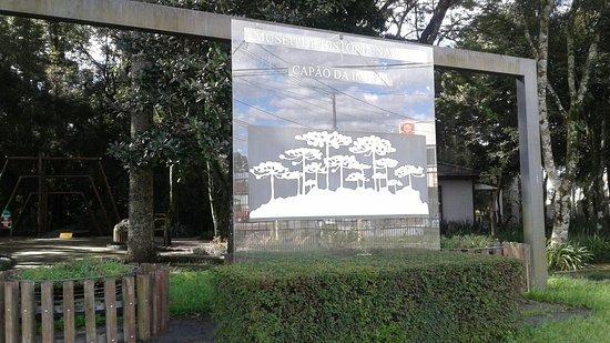 Capao da Imbuia Natural History Museum