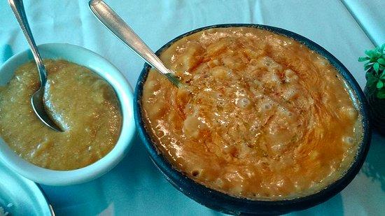 Restaurante Yemanja: Bobó de camarão