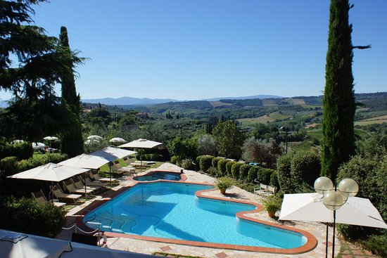 Relais Santa Chiara Hotel: The View