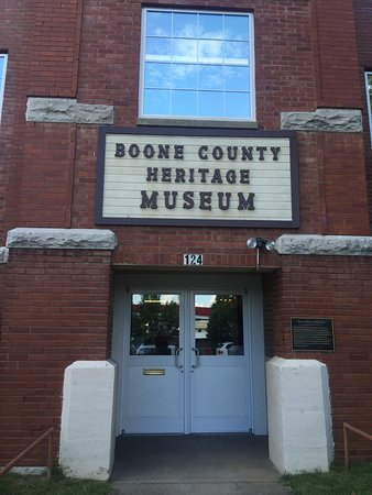 Harrison, AR: Boone County Heritage Museum