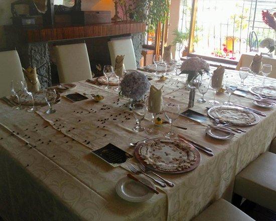 San Pedro, Κόστα Ρίκα: Platillos Gourmet directos al paladar.