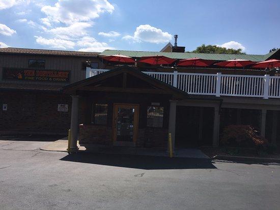 The Distillery Restaurant Rochester Rochester Ny
