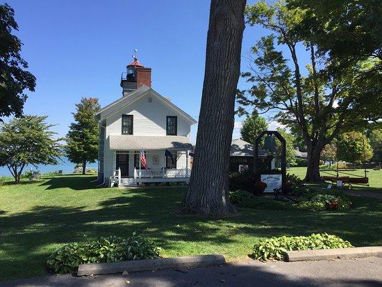 Sodus Bay Lighthouse Museum: photo1.jpg