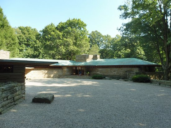 Chalk Hill, PA: Kentuck Knob