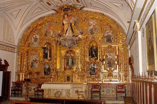 Colegiata de San Luis en Villagarcia de Campos