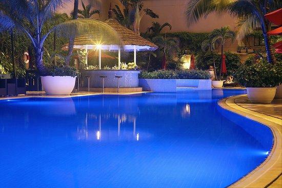 Caravelle Saigon-Swimming Pool