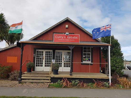 Amberley, Nieuw-Zeeland: 71, Carters road. Opposite Hurunui District Council