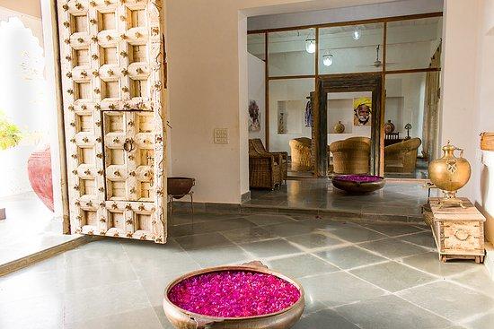 Phalodi, Inde : Barsingha Villa