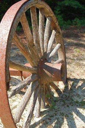 Desert Of Maine: Old Wagon Wheels Were Found Buried Under The Sand!
