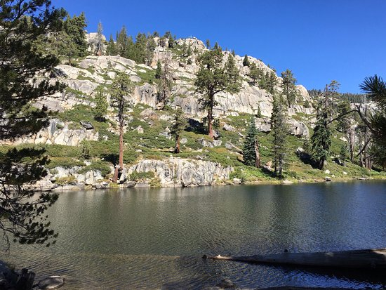Pinecrest, Kalifornia: All day ride on 8/4/16