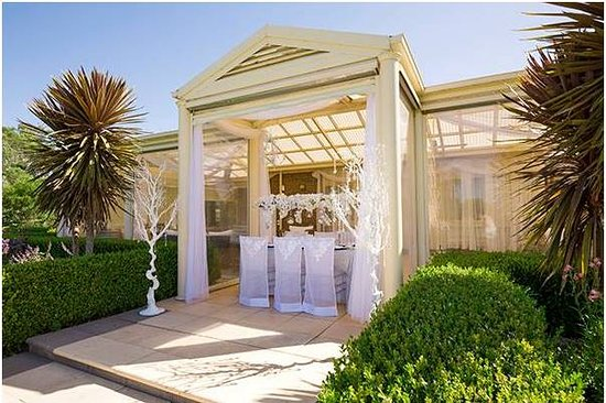 McLaren Vale, ออสเตรเลีย: Weddings at Old Oval Estate