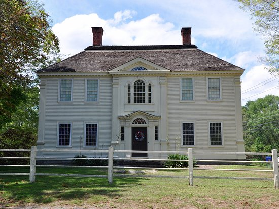 Connecticut: Prudence Crandall House (1805) - Canterbury, CT