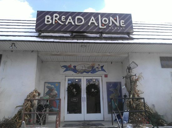 Boiceville, Νέα Υόρκη: Bread Alone Bakery
