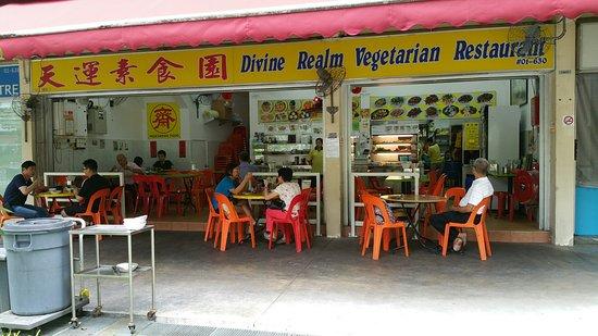 Divine Realm Vegetarian Restaurant