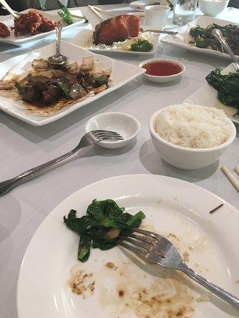 Hong Kong East Ocean Seafood Restaurant Emeryville Menu