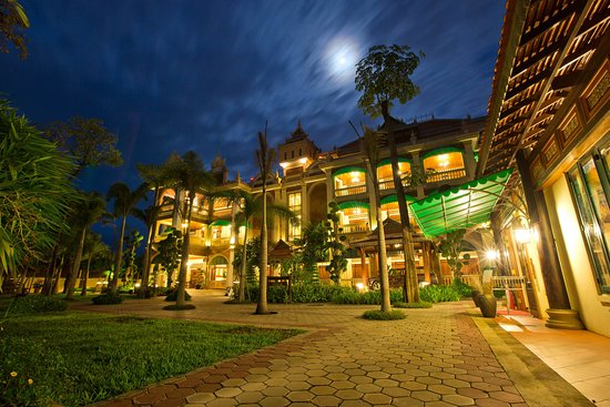 La Tradition D'Angkor Boutique Resort: Hotel View
