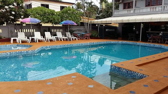Southern Star Resorts: Swimming pool area