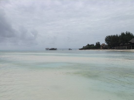Essque Zalu Zanzibar: Plages à marées basses