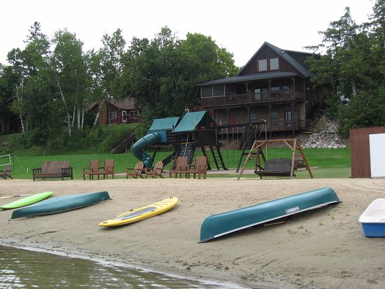 Blackduck, MN: Clean sandy beach...clear water.