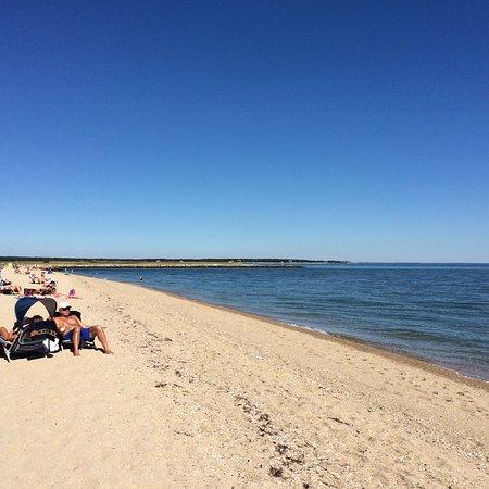 Joseph Sylvia State Beach: Perfect beach day!