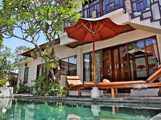 Bugan Villas: Private Pool