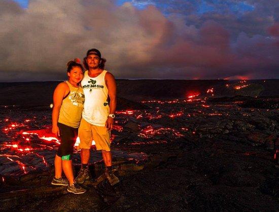 Pahoa, Hawái: August 2016
