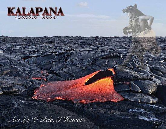 ปาฮัว, ฮาวาย: lava hike tour sights