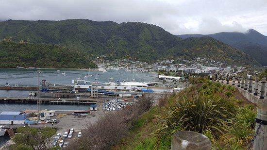 برودواي موتل: Picton