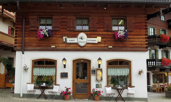 Gast Stuberl Reit Im Winkl Restaurant Reviews Photos Phone Number Tripadvisor