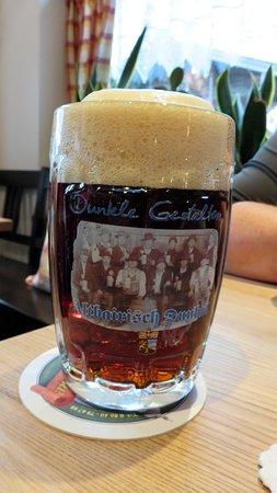 Gast Stuberl: Lekker bier (Dunkel)