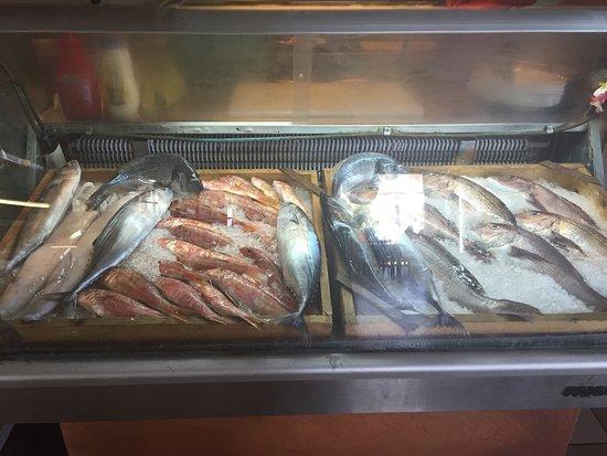 Wir sind das dritte mal auf Agios Prokopios und haben jetzt erst das Restaurant Anesis entdeckt