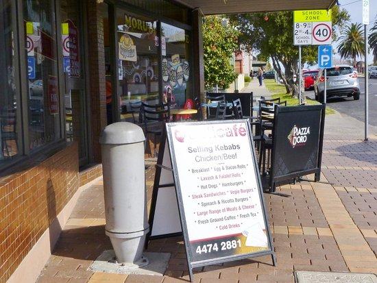 Moruya, Australia: Signage