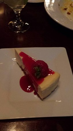 Rooster's Steak and Chop House : Dessert
