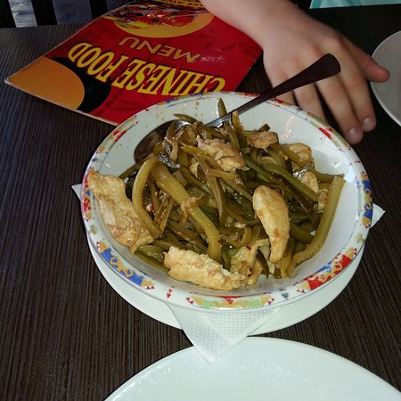 China House: Салат из маринованных огурцов