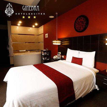 Hotel Ginebra: HABITACIÓN AVALON DELUXE