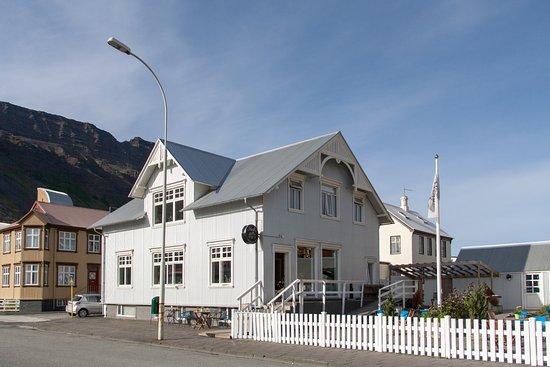 Isafjordur, Island: Außenansicht
