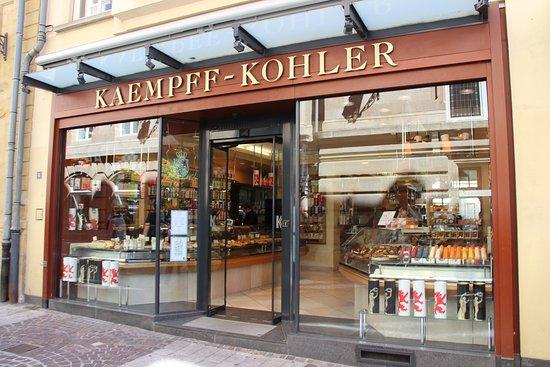 Kaempff-Kohler - Picture of Kaempff-Kohler, Luxembourg City ...