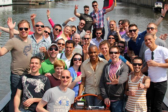 Free Boat Tours Amsterdam