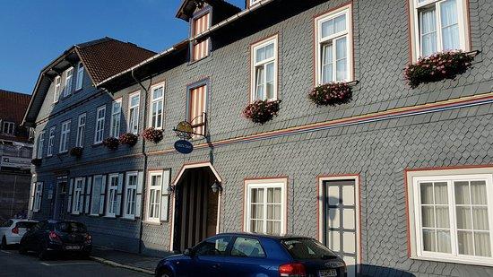 Gaestehaus Schmitz Goslar Allemagne Avis Auberge Tripadvisor