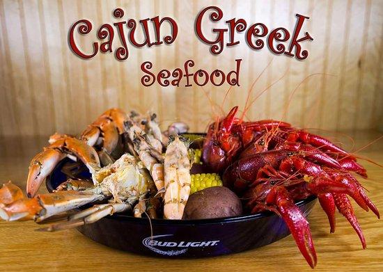 Cajun Greek - Galveston