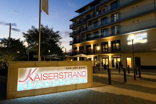 Seebad Bansin, Germany: SEETELHOTEL Kaiserstrand Beachhotel Bansin Mitte