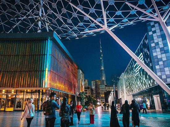 Dubai, Uni Emirat Arab: City Walk